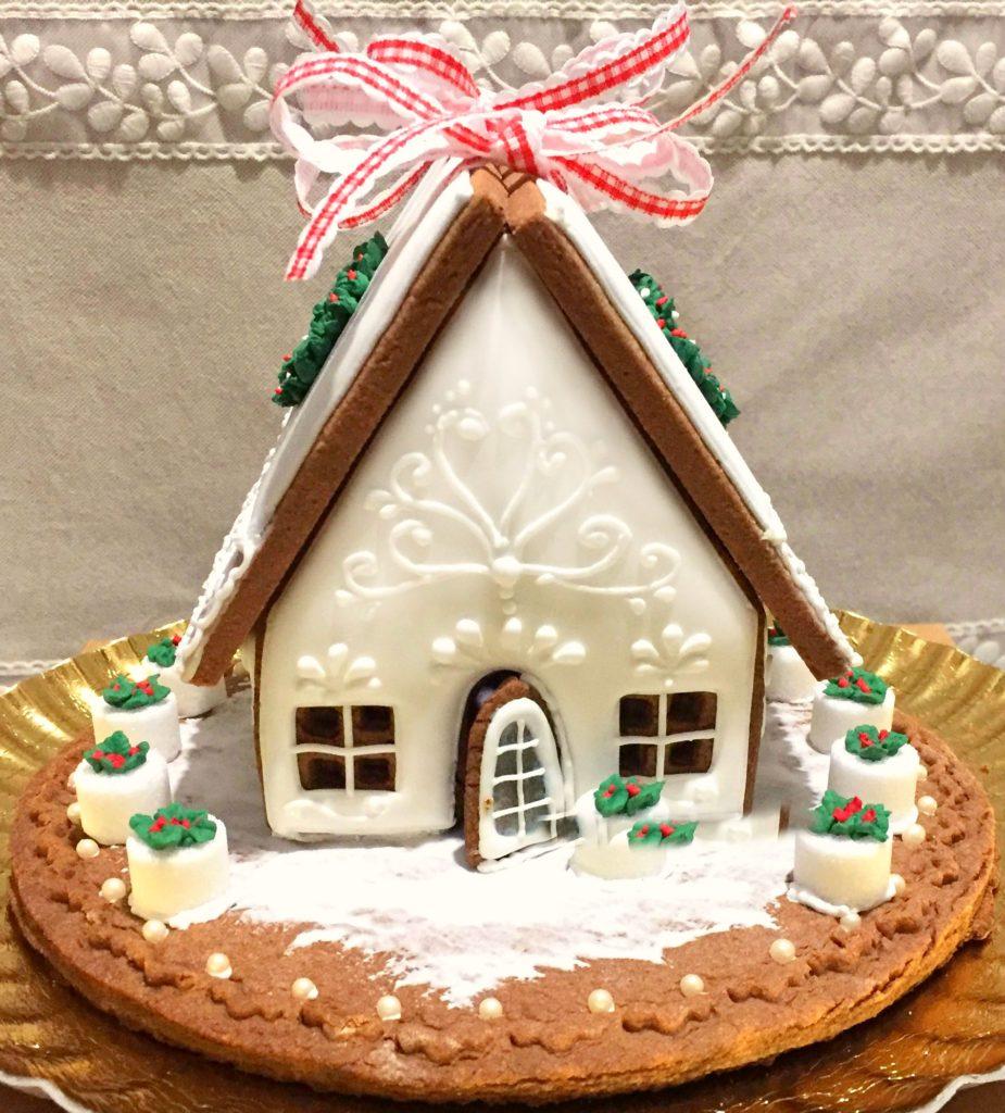 Casetta Di Natale.Il Calendario Dell Avvento Mtc La Casetta Di Pan Di Zenzero