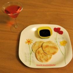 15. Pancakes con confettura di mirtilli Cosmopolitan di Rossella