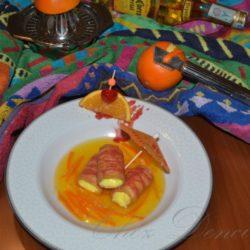 44. Paccheri fritti Tequila Sunrise di Debora [OSPITE FUORI GARA]