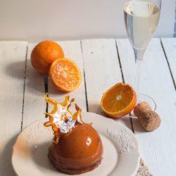 61. Mimosa cocktail al cucchiaio di Paola