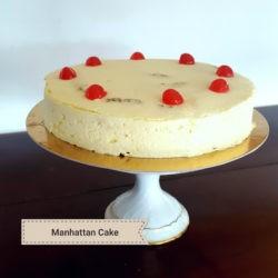 64. Manhattan cake di Giulietta