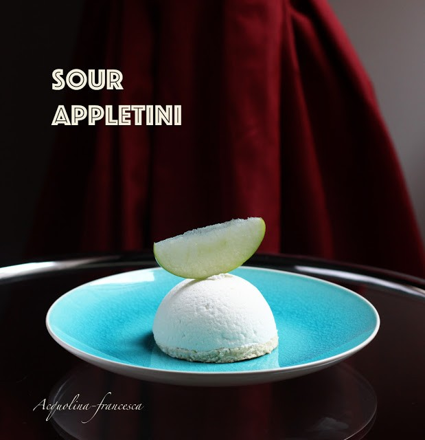 26. Appletini Meringue Surprise di Francesca