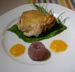 77. Buck Fizz chicken thighs di Rosemarie