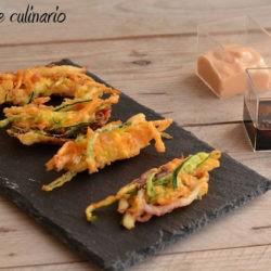 50. frittelle di calamari affumicati e verdure di Elena B