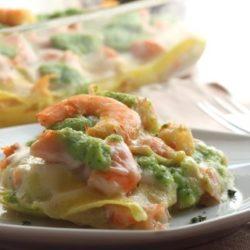 59. lasagne di mare affumicate di Alessandra