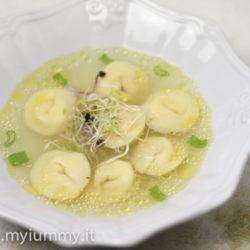62. tortelli di zincarlin in ristretto di gallina affumicata di Alessia