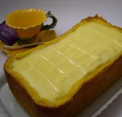 76. polenta dolce affumicata e crema allo zabaione conta nella macchina del pane di Rosy