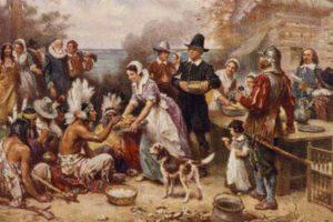 pilgrim's food