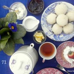 1. Cornish Splitz e Strawberry Shortcake senza glutine di Sonia