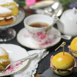 11. tè all'inglese di Alessia