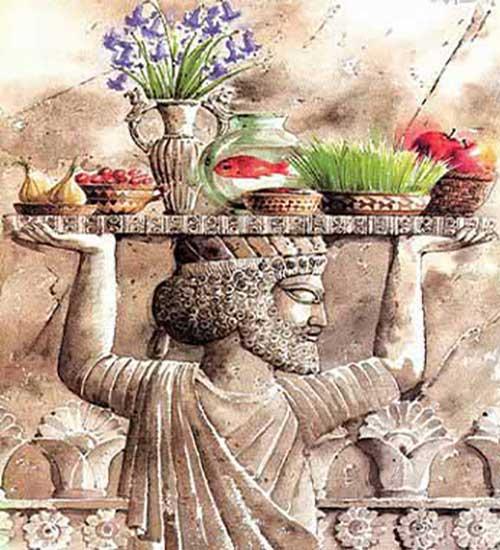Nowruz homepage
