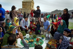 Nowruz picnic