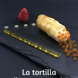 107. la tortilla diventa cannolo di Sabrina