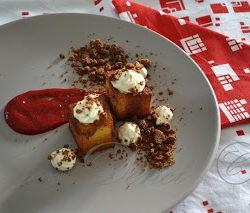 116. cubi di tortilla dolce di Debora
