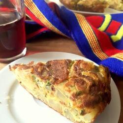 120. tortilla all'erba di San Pietro di Vittoria
