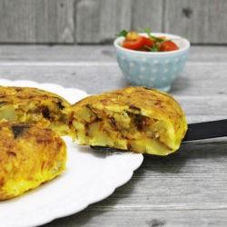 15. tortilla de patatas classica di Fabiola