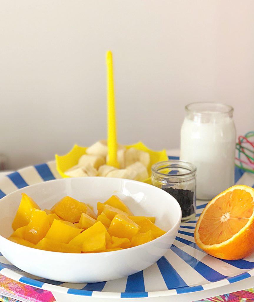 detox mango