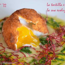 3. uovo fritto su crema di patate di Gianni