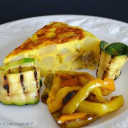 4. tortilla alla salamina bresciana di Gianni