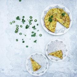 60. tortilla ai peperoncini verdi di Eleonora R.