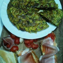 78. tortilla al prezzemolo e parmigiano di Irene