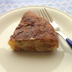84. tortilla de patatas al timo di Giuseppina
