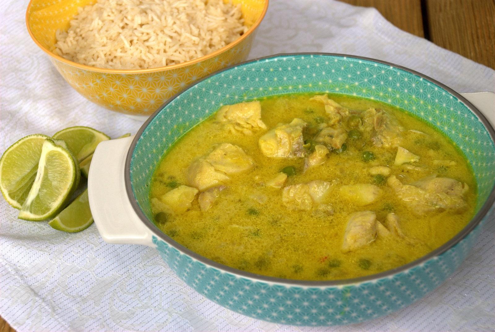 curry di pesce e cocco 2