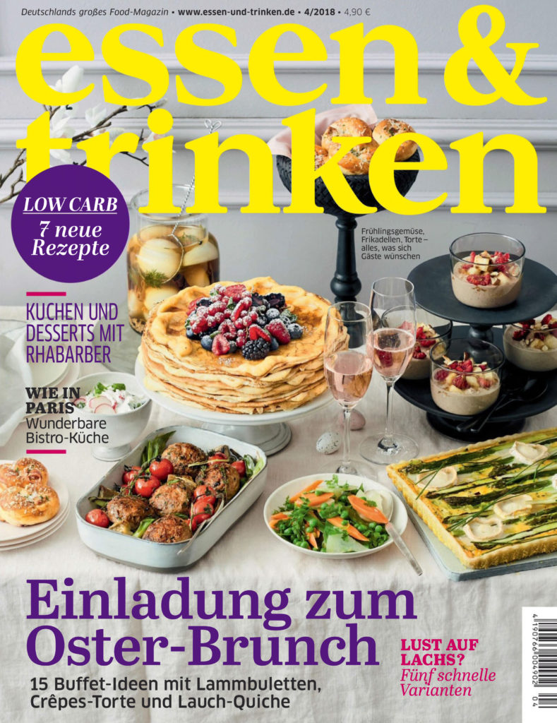 Essen & trinken cover