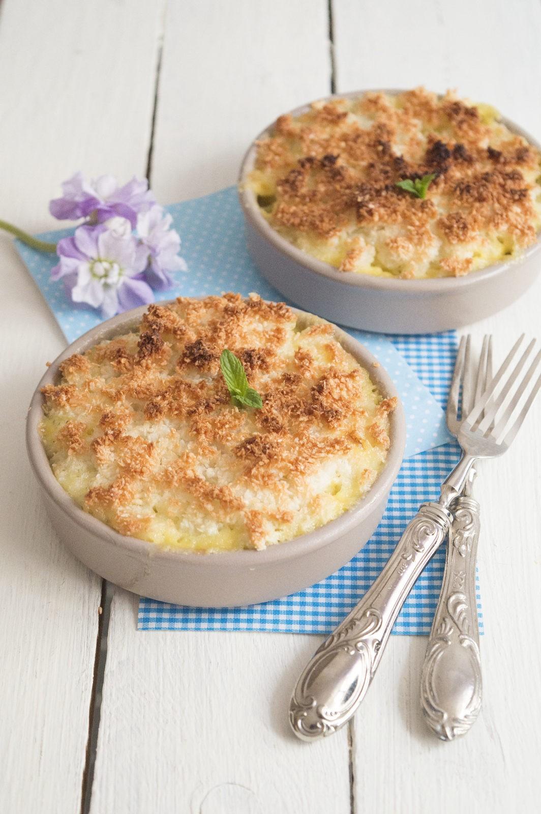 gratin d'ananas et lait de coco (6)