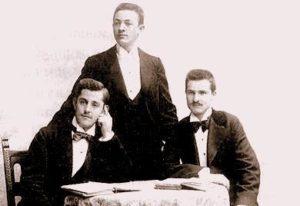 Grigorov al centro
