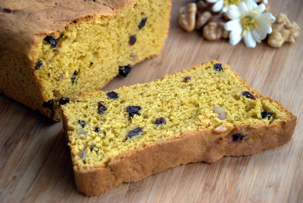 Saffron bread zafferano