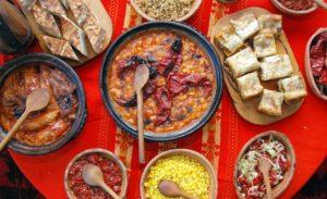 Traditional-Bulgarian-Mountain-Food cucina bulgara
