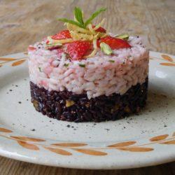 20. pink and black rice di Fabio C.