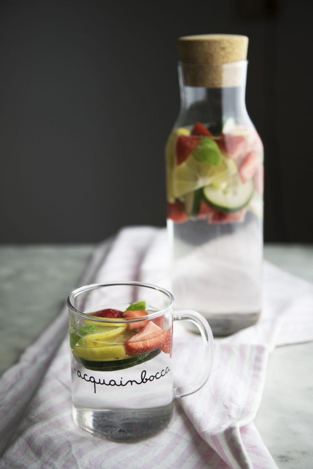 acqua aromatizzata_fragole
