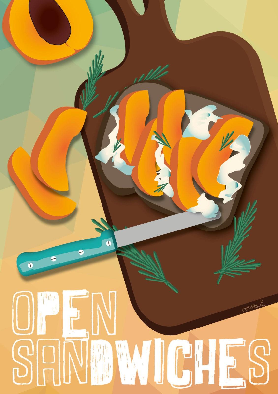 baner opensandwiches