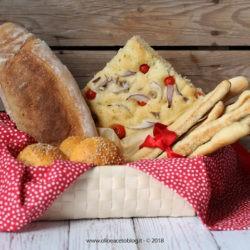 1. il cestino del pane di Fabiola