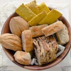 14. il cestino del pane di Marica