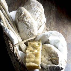 22. il cestino del pane di Claudia