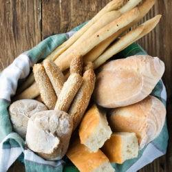 32. il cestino del pane di Chiara