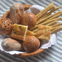 4. il cestino del pane di Marina