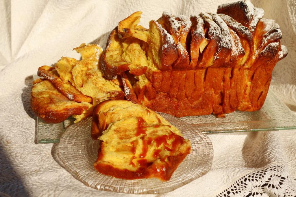 Manuela Valentini apple bread (3)