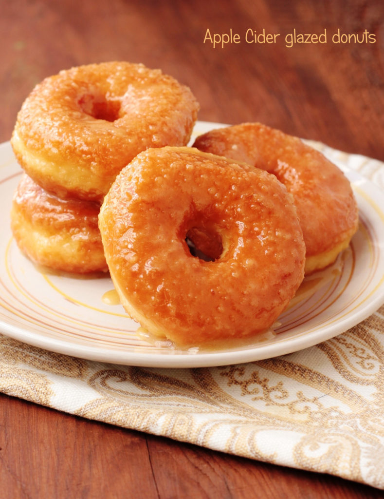 applecider donuts