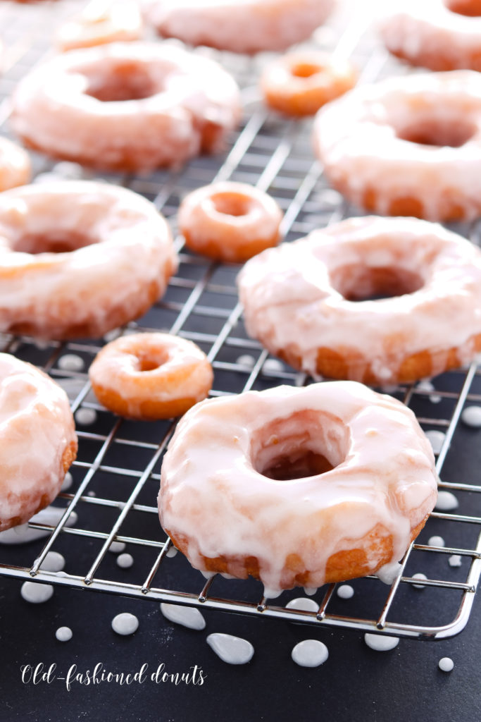 oldfashioned donuts