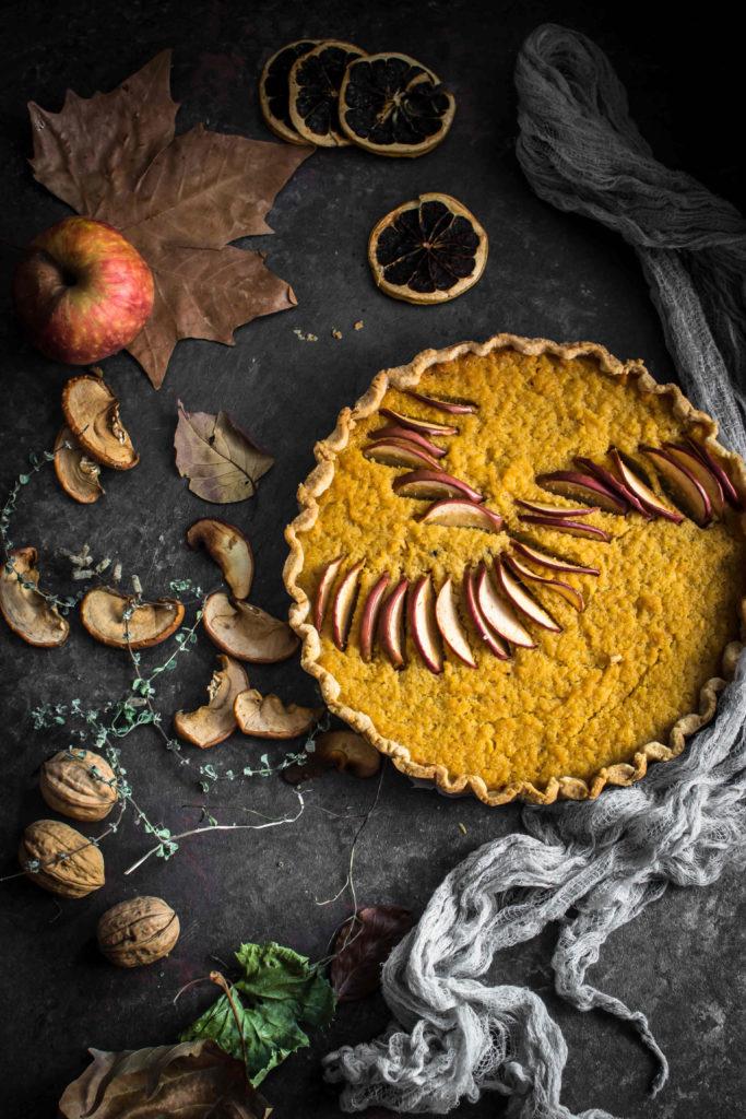 Crostata di mele di NIgella Lawson