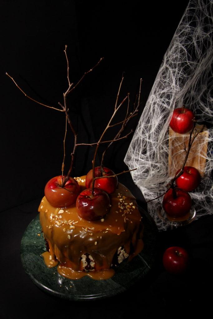 Manuela Valentini torta mele caramellate (2)