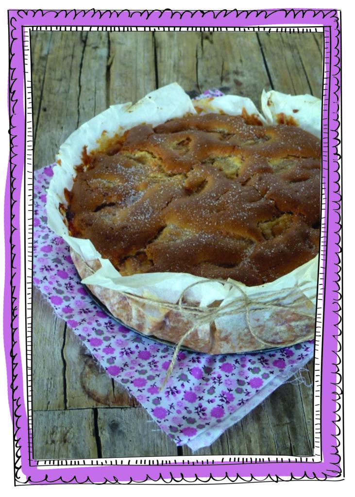 torta di mele Diana Henry