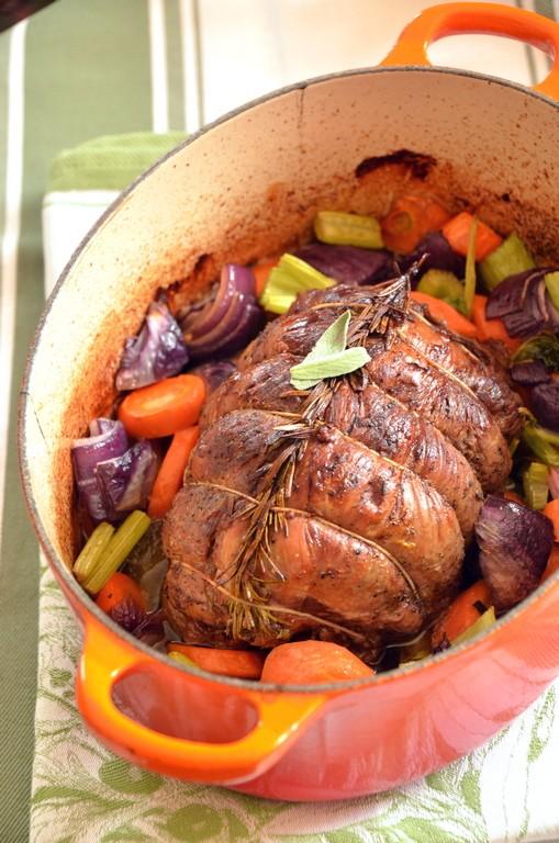 perfect roastbeef