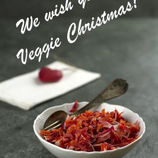 a veggie christmas