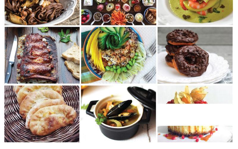 MAG ABOUT FOOD: IL CALENDARIO 2019