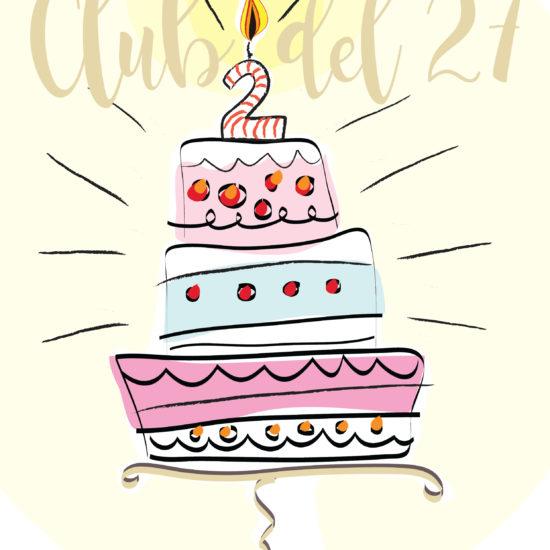Buon Compleanno Club del 27